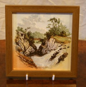 view of 'The Hermitage Near Dunkeld' Perthshire/williamsantiques