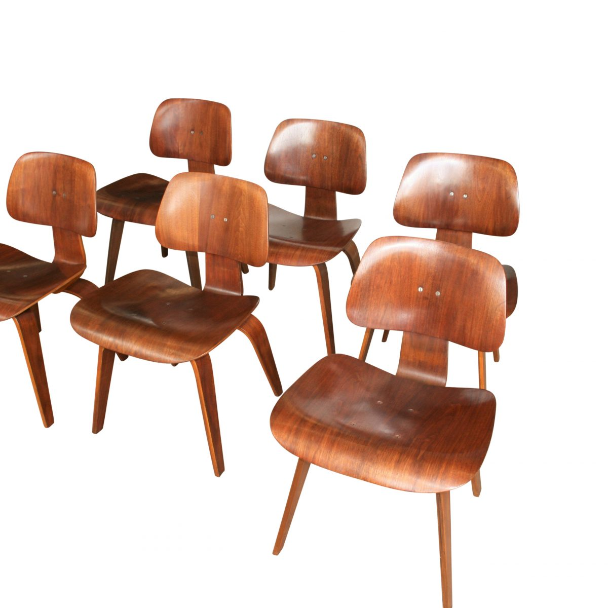 Eames Herman Miller lounge chairs/williamsantiques