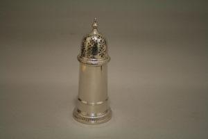silver plate sugar sifter/williamsantiques
