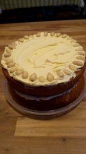 tea room cake/wiliamsantiques