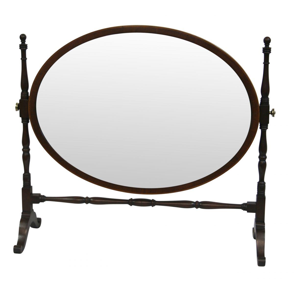 Edwardian mahogany dressing table mirror/williamsantiques