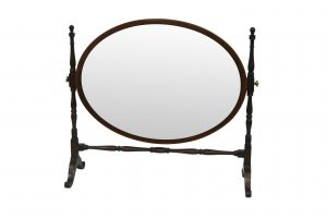 Edwardian mahogany dressing table mirror/williamsantiques
