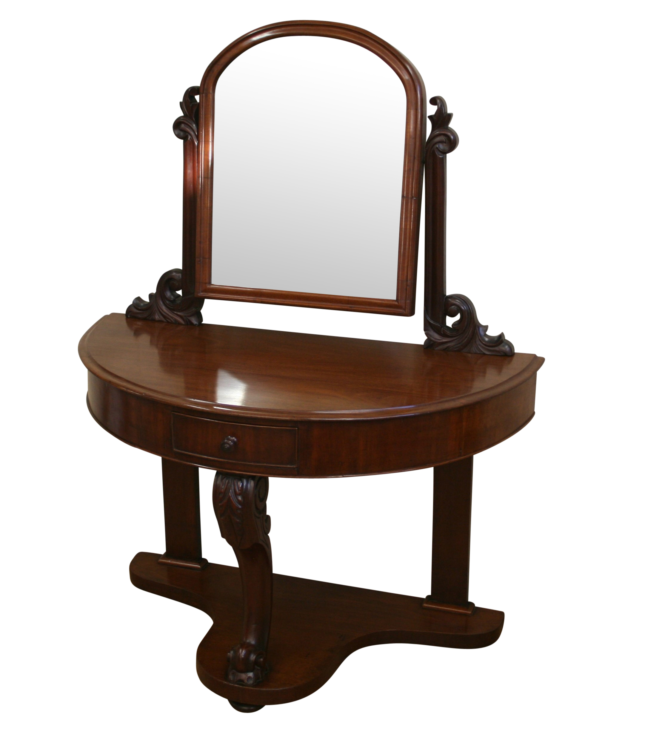 A Victorian Mahogany Duchess Dressing Table