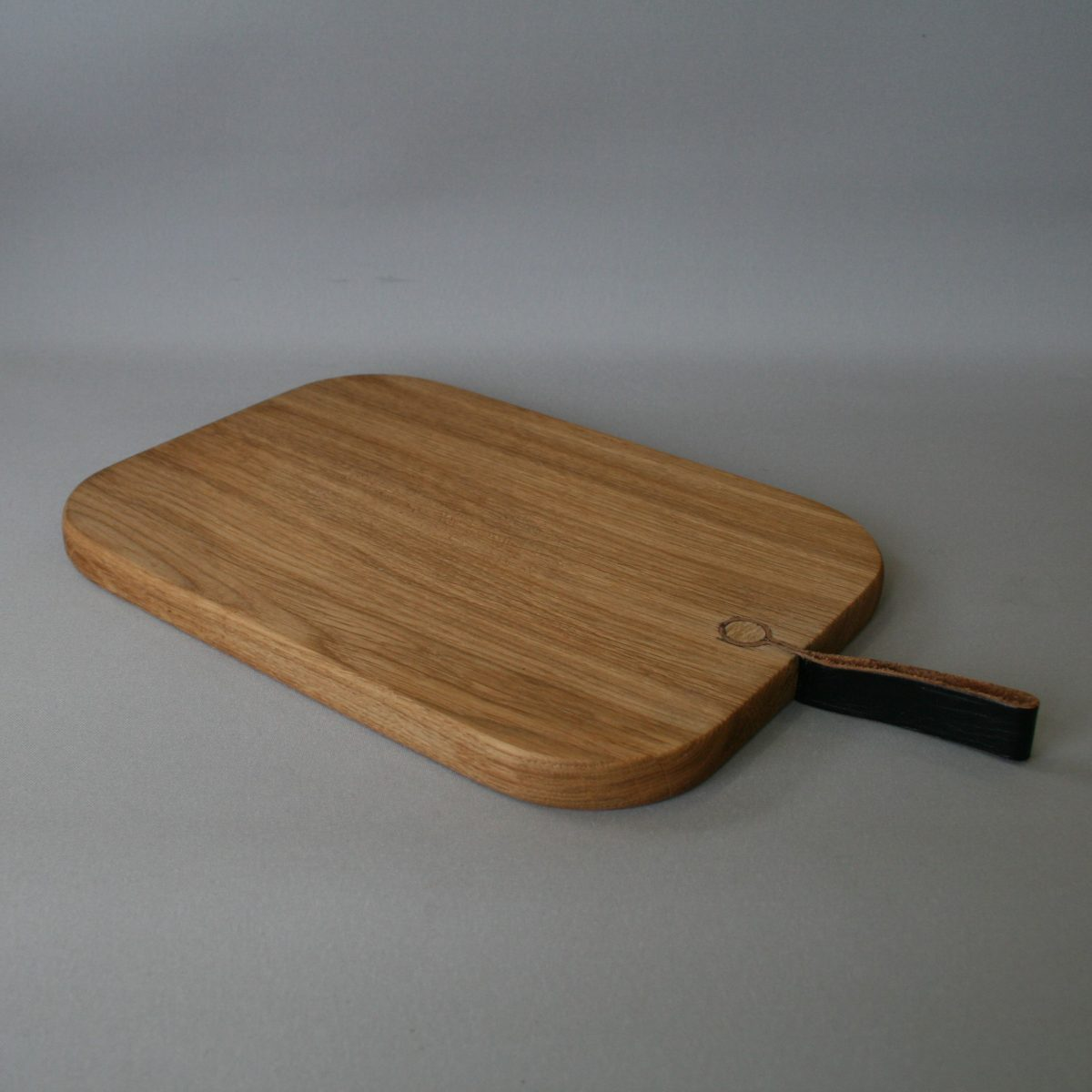 solid English oak handmade rectangular cheese board/williamsantiques
