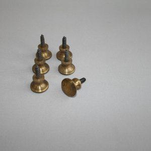 antique brass knob handles/williamsantiques