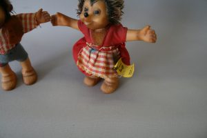 Steiff Macki & Mucki hedgehog/williamsantiques