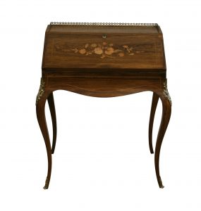 French rosewood bureau de dame/williamsantiques