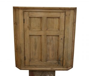 pine hanging cupboard/williamsantiques