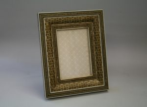 photo frame in the Morrocan style