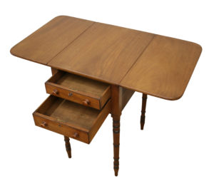 Victorian mahogany pembroke table/williamsantiques