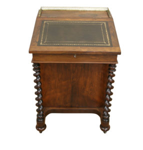 Victorian rosewood Davenport/williamsantiques