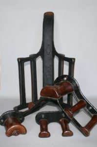 saddle and tack racks/williamsantiques