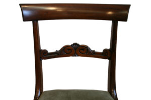 rosewood William IV dining chairs/williamsnatiques