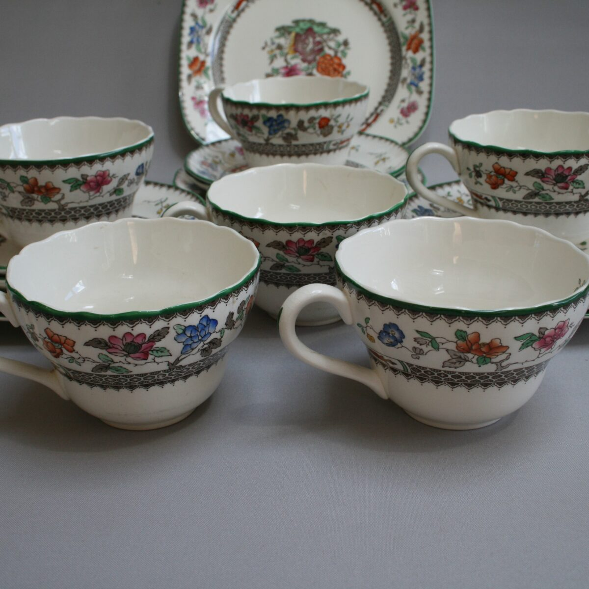 Copeland Spode large coffee cups/williamsantiques