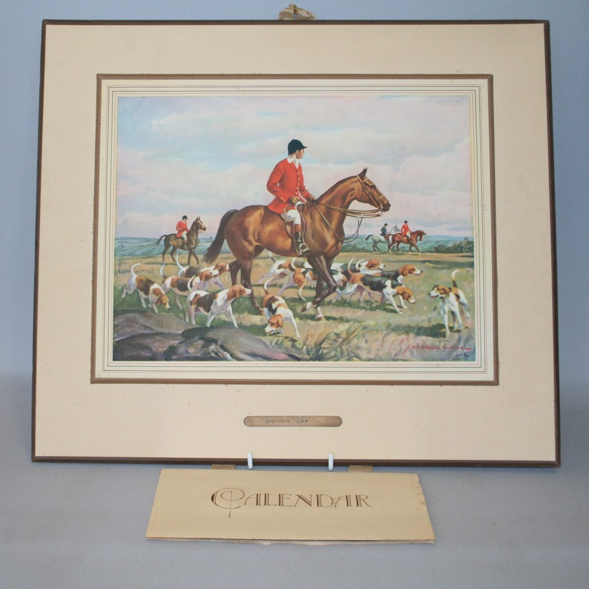 unused 1939 calendar/williamsantiques