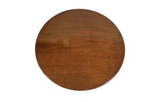 mahogany bird cage tripod table/williamsantiques